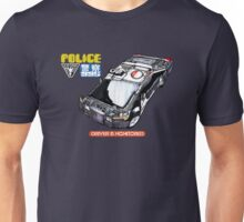 Blade Runner driver is monitored Unisex T-Shirt