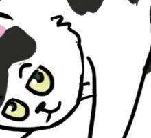 Stretch Cat Sticker