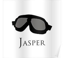 Jasper Object - The 100 Poster