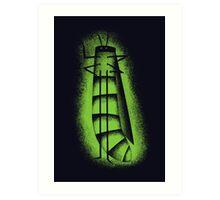 Glow Bug Art Print