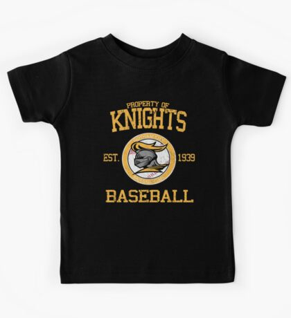 Gotham City Knights Baseball Kids Tee