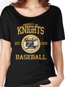 Gotham City Knights Baseball Women's Relaxed Fit T-Shirt