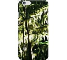Mossy Trees iPhone Case/Skin