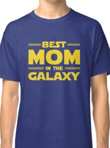 Star Wars - Best Mom in The Galaxy Classic T-Shirt