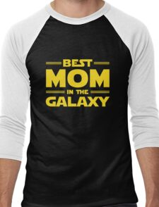 Star Wars - Best Mom in The Galaxy Men's Baseball ¾ T-Shirt