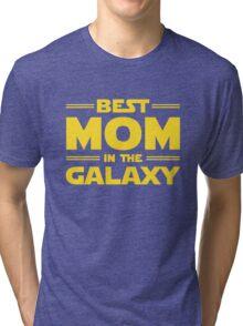 Star Wars - Best Mom in The Galaxy Tri-blend T-Shirt