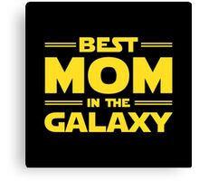 Star Wars - Best Mom in The Galaxy Canvas Print