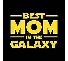 Star Wars - Best Mom in The Galaxy Photographic Print