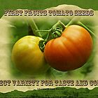 First Fruits Tomato Seeds by MotherNature