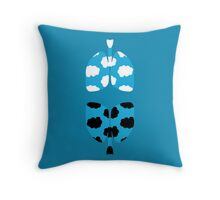 TFIOS Lungs Throw Pillow