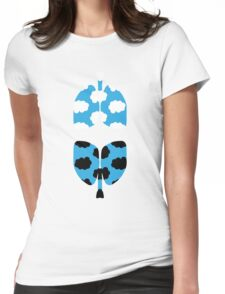 TFIOS Lungs Womens Fitted T-Shirt