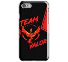 Team Valor - Pokemon Go iPhone Case/Skin