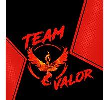Team Valor - Pokemon Go Photographic Print