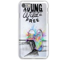 Watercolour Hightops Hand Painted iPhone Case/Skin