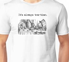 Welcome to the Tea Party! Unisex T-Shirt