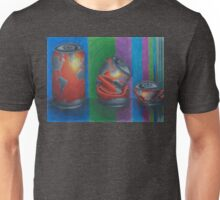 Crushed Can Earth Unisex T-Shirt