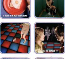 Pulp - Disco 2000 Sticker