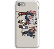 5h travelers iPhone Case/Skin