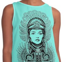 The Impossible Girl Contrast Tank