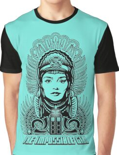The Impossible Girl Graphic T-Shirt