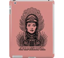 The Impossible Girl iPad Case/Skin