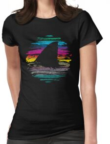 It's Shark Week Somewhere Womens Fitted T-Shirt