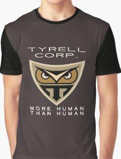 Blade Runner Tyrell Corp logo Graphic T-Shirt