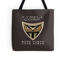Blade Runner Tyrell Corp logo Tote Bag