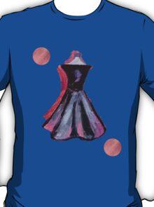 Little Black Dress 1950s T-Shirt