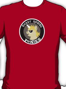 Hockey Ruining Ponies: Uni-Kane T-Shirt