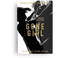 GONE GIRL 5 Metal Print