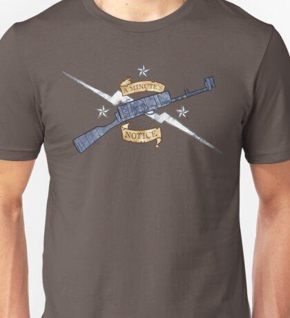 Minute Men Unisex T-Shirt