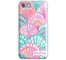 "Lilly ""Oh Shello"" iPhone 5 and 6 Snap Case iPhone Case/Skin"