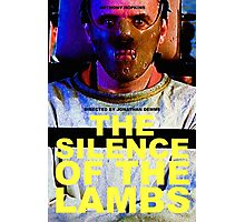 THE SILENCE OF THE LAMBS 7 Photographic Print