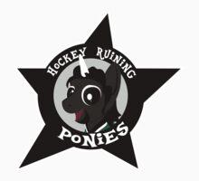 Hockey Ruining Ponies: Benn-icorn by hockeyponies