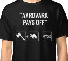 Aardvark pays off - Torbjorn Classic T-Shirt