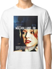 Mulholland Drive Movie Poster Classic T-Shirt