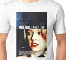 Mulholland Drive Movie Poster Unisex T-Shirt