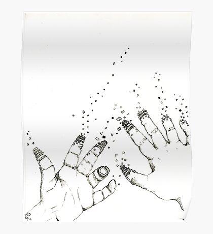Pixelation Poster