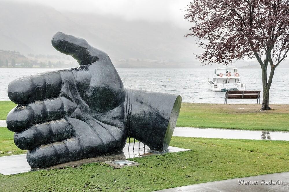 The Hand that Nurtures by Werner Padarin