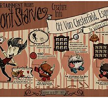 Don't Starve- Chester by VisualDiscord