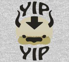 YIP YIP APPA! One Piece - Long Sleeve