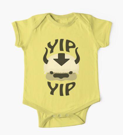 YIP YIP APPA! One Piece - Short Sleeve