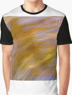 Abstract Autumn Graphic T-Shirt