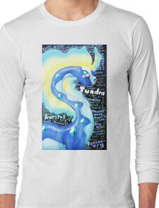 Aurorus Words Long Sleeve T-Shirt