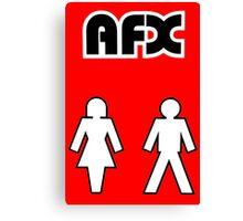 AFX - AB3 Canvas Print
