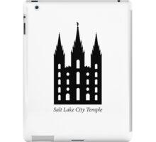 Salt Lake Temple iPad Case/Skin