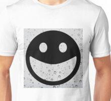 data face emoji ghost Unisex T-Shirt
