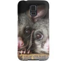 """Poppy & Ivy"" Brushtail Possums Samsung Galaxy Case/Skin"