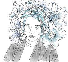 Léa Seydoux by Ivy Alcala